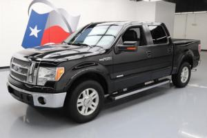 2012 Ford F-150 LARIAT CREW ECOBOOST REAR CAM ALLOYS Photo