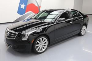 2014 Cadillac ATS 2.0T LUX LEATHER NAV REAR CAM