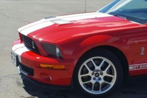 2007 Ford Mustang Shelby Cobra GT500 Photo