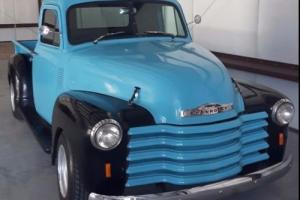 1952 Chevrolet Other Pickups Other Pickup