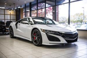 2017 Acura NSX SuperCar Hybrid Photo