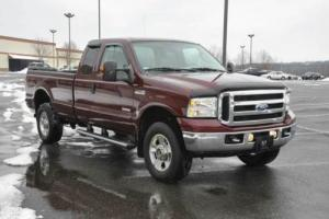 2007 Ford F-350 Lariat 4Dr Crew Cab 4X4  Powerstroke 1 OWNER 90K