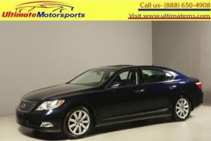 2007 Lexus LS 2007 LS 460 L NAV SUNROOF LEATHER HEAT/COOL SEATS