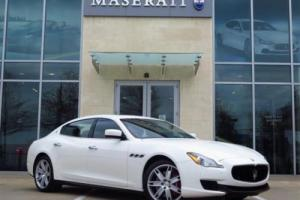 2016 Maserati Quattroporte S Photo