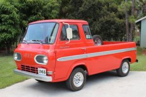 1965 Ford E-Series Van Spring special