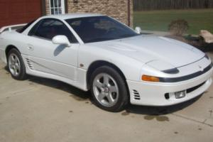 1991 Mitsubishi 3000GT 2dr Coupe VR-4 Twin Turbo