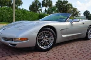 2000 Chevrolet Corvette CONVERTIBLE 1-OWNER CLEAN CARFAX ONLY 42K MILES!