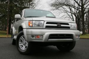 2000 Toyota 4Runner SR5 4WD 4X4 SUNROOF SPORT EDITION VERY CLEAN