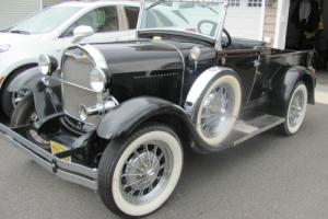 1929 Ford Model A Open Cab