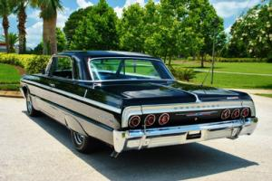 1964 Chevrolet Impala SS Hardtop 409 Factory A/C Loaded w/ Options!