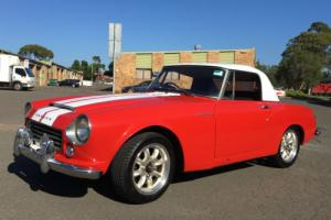 RARE Datsun Fairlady 1600 convertible hard and soft top suit mg triumph tr4 for Sale