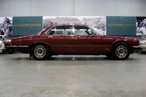 1980 Jaguar Series 3 XJ6 4.2