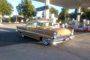 1957 LINCOLN PREMIERE 2 DOOR COUPE,LINCOLN,HOT ROD,RAT ROD,FORD COUPE,57 LINCOLN
