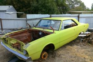 VF Valiant 2 door Coupe body Photo