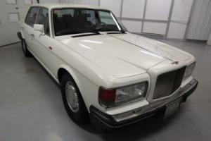 1988 Bentley Turbo RL --