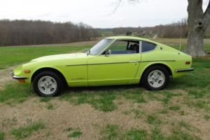 1972 Datsun Z-Series S30 Photo