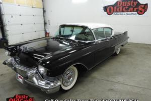 1957 Cadillac Fleetwood Body Int Vgood 365V8 Auto