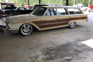 1960 Ford Galaxie wagon