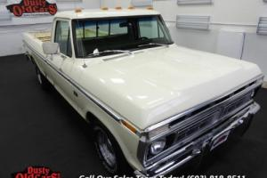 1976 Ford F-150 Runs Drives Body Inter VGood 460V8 3 spd auto