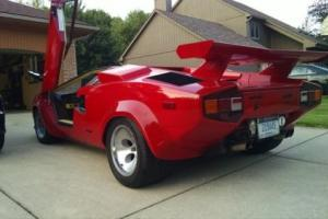 1984 Lamborghini Countach Photo
