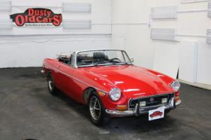 1971 MG MGB Runs Drives Body Int Good 1.8L I4 4 spd man