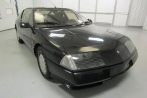1987 Renault Alpine -- Photo