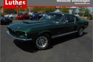 1967 Ford Mustang Shelby GT-350 Fastback