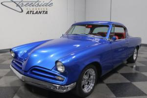 1953 Studebaker Champion Regal Starliner Restomod