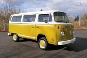 1977 Volkswagen Bus/Vanagon NO RESERVE FACTORY SUNROOF AND AUTOMATIC!!
