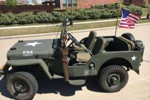1948 Willys Jeep 60hp