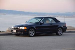 2002 BMW 3-Series 2dr Convertible