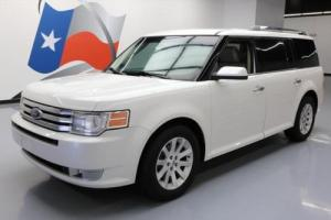 2009 Ford Flex SEL 7PASS HTD LEATHER PARK ASSIST