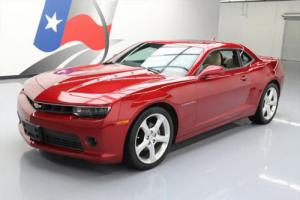 2015 Chevrolet Camaro 2LT RS SUNROOF NAV HTD LEATHER