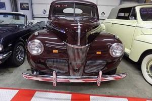 1941 Ford Coupe -Utah Showroom