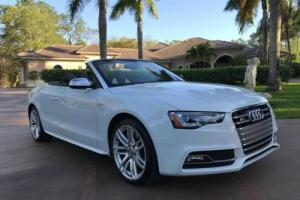 2016 Audi S5 3.0T quattro Premium Plus Photo