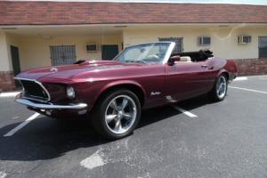 1969 Ford Mustang CONVERTIBLE V8 351 Automatic Fully restored