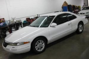 1995 Lincoln Mark Series 2dr Coupe