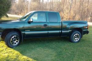 2002 Chevrolet Silverado 1500 pickup Photo