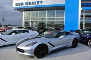 2017 Chevrolet Corvette Z51 Sterling Blue, Carbon Flash Stripes, A8, SAVE$