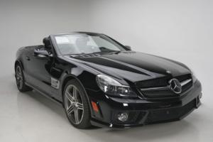 2009 Mercedes-Benz SL-Class 2DR ROADSTER AMG Photo
