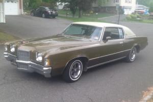 1972 Pontiac Grand Prix Photo