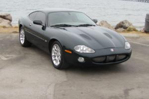 2001 Jaguar XKR Photo