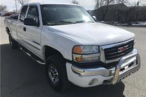 2006 GMC Sierra 2500 SLE2 Photo
