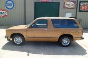 1985 GMC S15 Jimmy --
