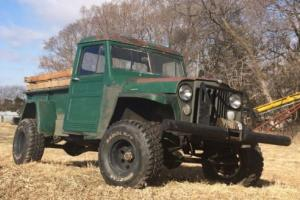 1952 Willys Photo