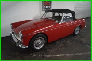 1965 MG Other