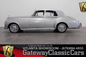 1959 Rolls-Royce Silver Cloud --