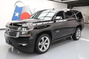 2015 Chevrolet Tahoe LTZ TEXAS ED 8-PASS SUNROOF NAV