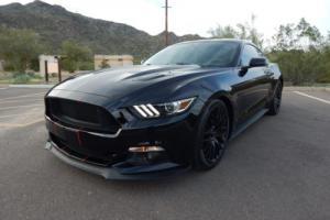 2017 Ford Mustang Performance Pack