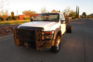 2009 Ford Other Pickups F-550 Powerstroke Diesel 4X4